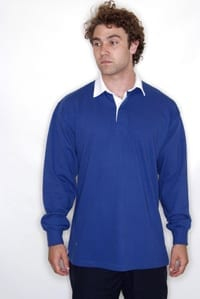 Mens Rugby Shirt – Long Sleeved