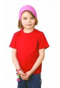Children's 100% Cotton T-Shirt