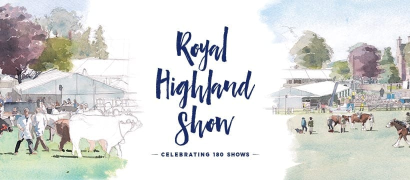 Royal Highland Show Icon