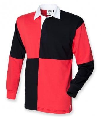 Mens Rugby Shirt – Quartered