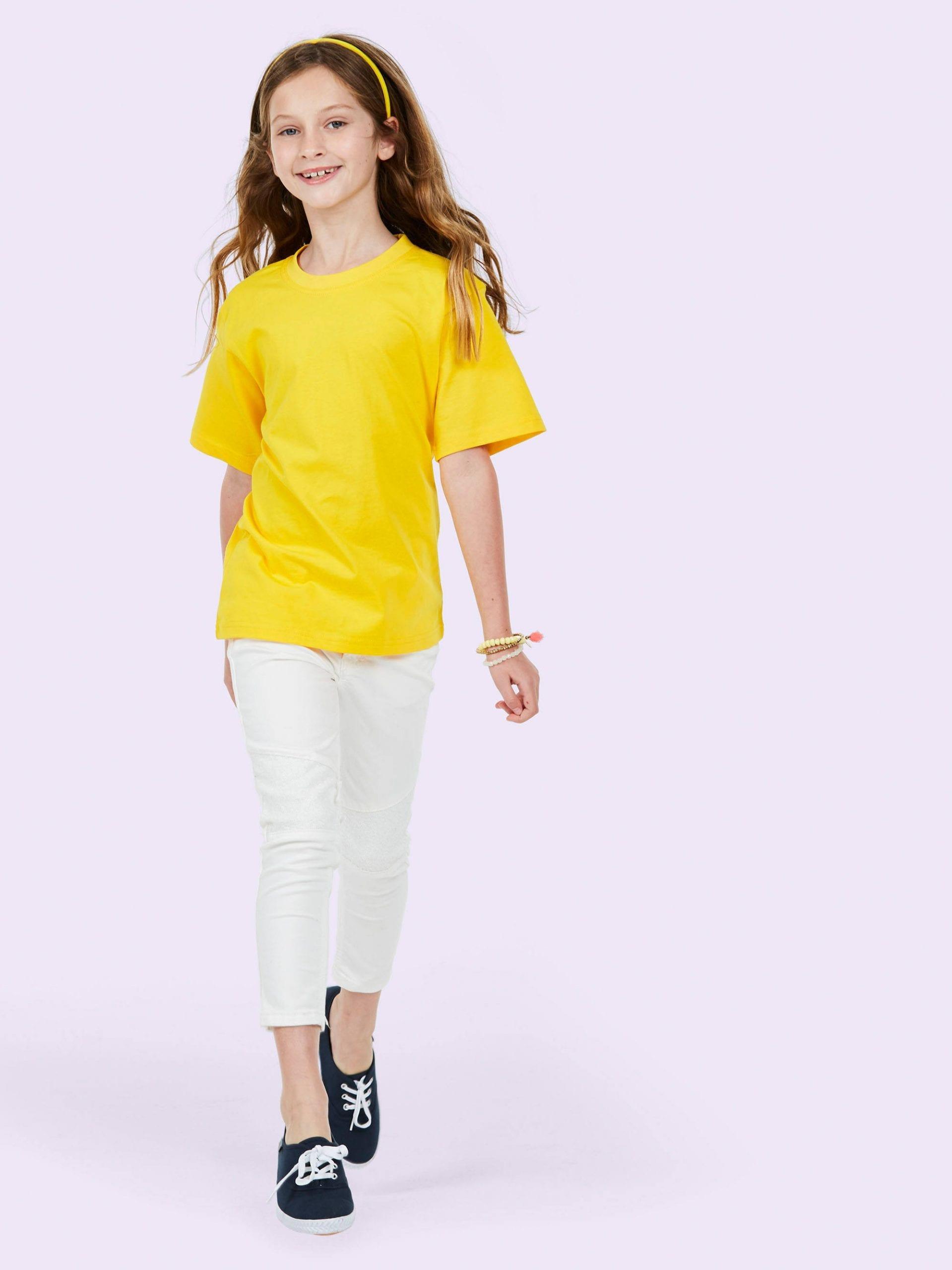 Children's 100% Cotton T-Shirt